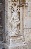 Duomo Cathedral of Altamura. Puglia. Italy. Royalty Free Stock Images