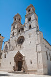 Duomo Cathedral of Altamura. Puglia. Italy. Royalty Free Stock Photo