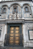 Duomo Cathedral Baptistry, Florence, Italy Royalty Free Stock Image