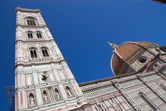 Duomo cathedral in Florence Royalty Free Stock Photography