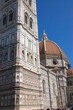 Duomo cathedral in Florence Stock Image