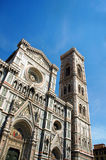 Duomo or Cathedral of Florence in Florence Royalty Free Stock Image