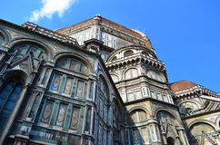 Duomo cathedral in Florence - Italy Royalty Free Stock Photos