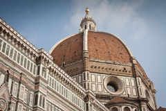 Duomo cathedral in Florence, Italy Royalty Free Stock Images