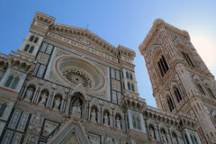 Duomo Cathedral, Florence, Italy Royalty Free Stock Photos