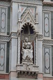 Duomo cathedral in Florence Italy Stock Images