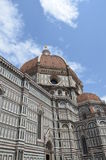 Duomo cathedral in Florence Italy Stock Photos