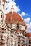 Duomo cathedral in Florence, Italy Royalty Free Stock Image