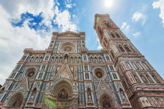 Duomo cathedral in Florence, Italy Stock Photography