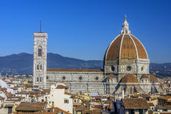 The Duomo, Cathedral in Florence, Italy Royalty Free Stock Photo
