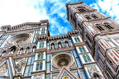 Duomo Cathedral in Florence, Italy Stock Photo