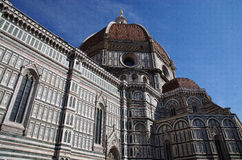 Duomo (Cathedral) of Florence. A photo of the duomo of Florence stock photo
