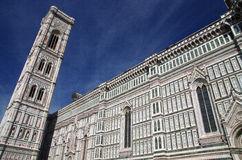 Duomo (Cathedral) of Florence. A photo of the duomo of Florence Stock Photography