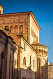 Duomo cathedral landmark in Parma Royalty Free Stock Photos