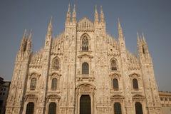 Duomo Cathedral, Milan Stock Photography