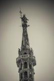 Duomo cathedral of Milan - detail Stock Image