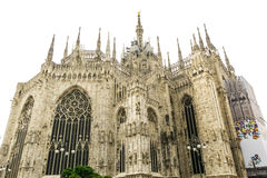 Duomo Cathedral in Milan, Italy Royalty Free Stock Images