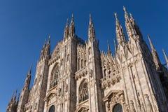 Duomo Cathedral of Milan Italy Royalty Free Stock Photo