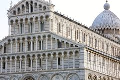 Duomo Cathedral  in Pisa, Italy Royalty Free Stock Image