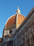 Duomo Church in Florence, Italy royalty free stock photography