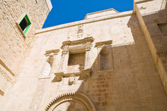 Duomo Church. Molfetta. Puglia. Italy. Royalty Free Stock Photo