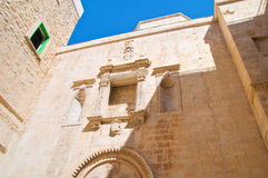 Duomo Church. Molfetta. Puglia. Italy. Stock Photography