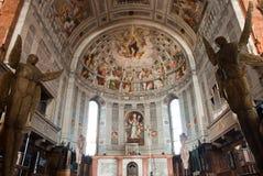 Duomo church in Verona Royalty Free Stock Photos