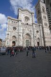 Duomo and the city of Florence Royalty Free Stock Photography