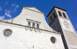 Duomo of Cividale del Friuli Royalty Free Stock Photography