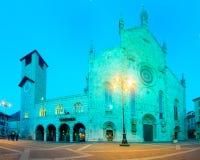 Duomo, Como Zdjęcie Stock
