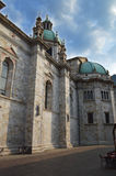 Duomo Como Włochy Fotografia Royalty Free