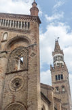 Duomo of Crema Royalty Free Stock Image