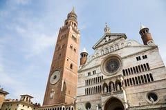 Duomo, Cremona, Italia Fotografia Stock Libera da Diritti