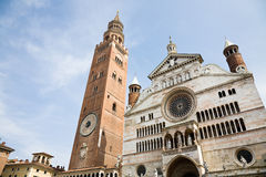 Duomo, Cremona, Italy Royalty Free Stock Photo