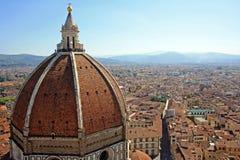 Duomo cupola Stock Photography