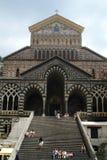 Duomo d'Amalfi - IL photos libres de droits