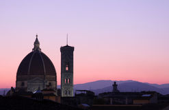 The Duomo at Daybreak Royalty Free Stock Photo