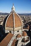 Duomo de Firenze IL Imágenes de archivo libres de regalías