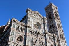 Duomo de Florence, Italie Image libre de droits