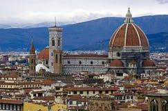 Duomo de Florence. l'Italie. photos libres de droits