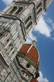 Duomo de Florencia foto de archivo