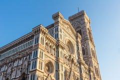 Duomo de Florencia en Florencia Foto de archivo libre de regalías