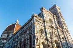 Duomo de Florencia en Florencia Fotos de archivo libres de regalías