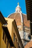 Duomo de Florencia, Italia imagen de archivo libre de regalías