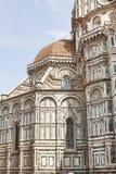 Duomo de l'IL, Florence Images libres de droits