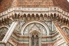 Duomo de l'IL, Florence Photo stock