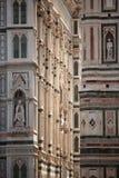 Duomo de l'IL, Florence Image libre de droits