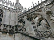 Duomo de mármol del cordón Imagen de archivo libre de regalías