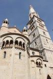 Duomo de Módena Imagen de archivo libre de regalías