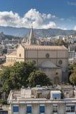 Duomo de Messina Sicilia Imagenes de archivo
